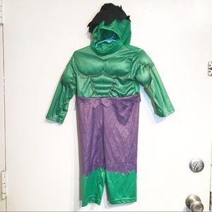 Disney Marvel Incredible Hulk Halloween Costume